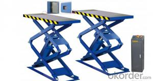 Chinese Supplier Of Car Lift/Hydraulic Car Lift/High Quality