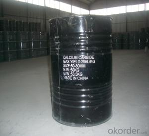 Calcium Carbide Lump-CaC2 With Competitive Price