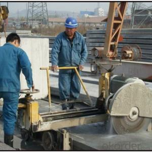 Prestressed Concrete Slabs Cutting Machine