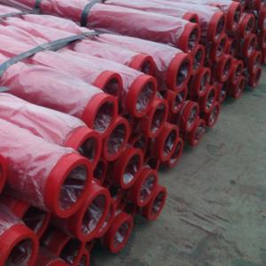 Putzmeister Truck Mounted Concrete Pump Pipe