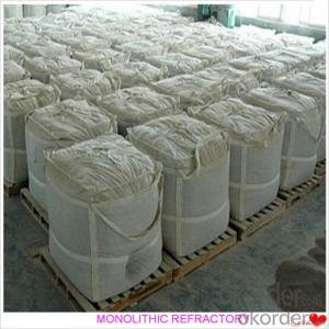Monolithic Refractory Castable Refractory Castable For Iron and Steel Industry