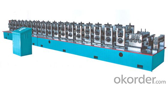 Lift Slideway Cold Roll Forming Machines