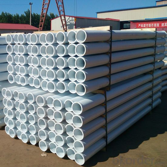 Concrete Pump ST52 Seamless Delivery Pipe