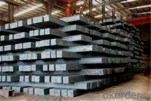 Square Steel Billets Hot Sale 3SP/5SP in China