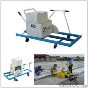 Concrete Hollow Core Slab Cutting Machine