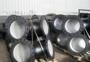 Duct Iron Pipe DI Pipe ISO 2531 DN 80-2000mm Push-on Joint T Type