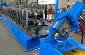 Pallet Racking System Roll Forming Machine