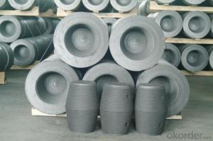 Graphite Electrode for Refining Furnace and Arc Furnace