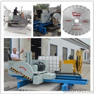Automatic Concrete Core Slab Cutting Machine