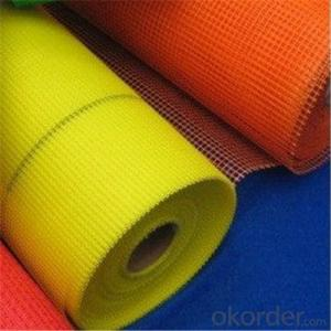 Fiberglass Mesh Reignforced Reinforcement Cloth