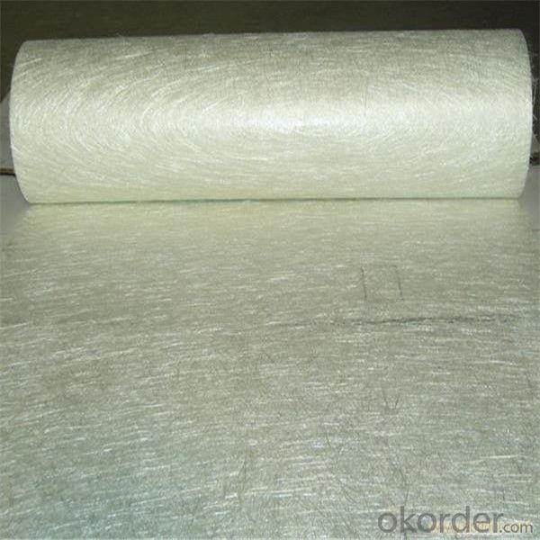 Powder or Emulsion Fiberglass Chopped Strand Mat
