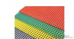 FRP Grating for Walkway with Popular Color with Best Quality