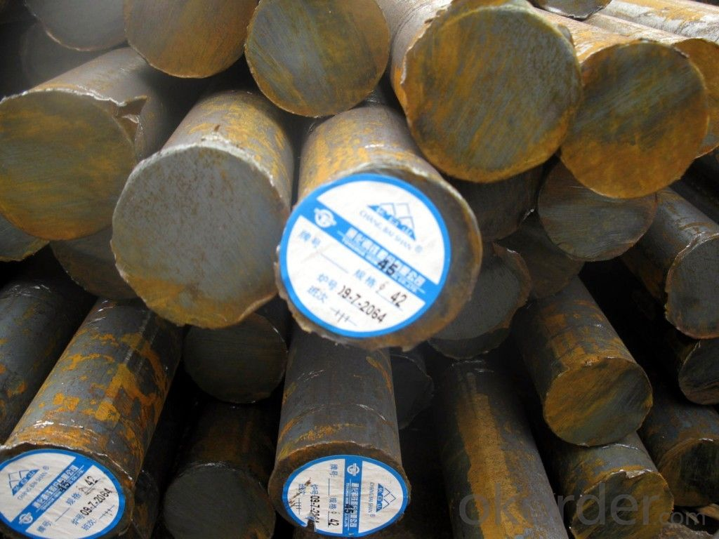 Mould Steel Material DIN 1.2713/JIS SKT4/GB 5CrNiMo