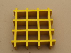 FRP Molded Grating, Fiberglass Grating, Plastic Grating Floor with Best Quality/ Good Shape
