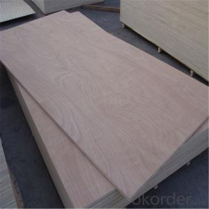 Film Faced Plywood from China with 7 Years' Experience