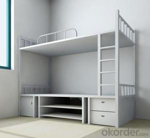 Familiy or School Metal Bunk Bed for Kids