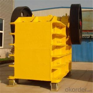 Convenient Maintenance Ore Jaw Crusher Good Reputation Stone Jaw 2015