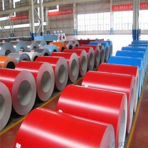 Colour Coated PPGI Coils for Building Material