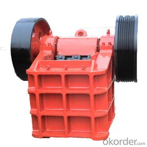 20-1200 TPH High-Efficiency PE Jaw Crusher Series