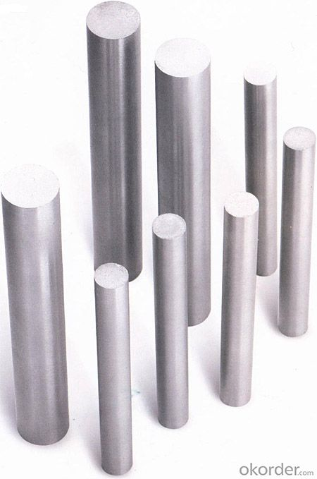 Grade AISI 304_304L Stainless Steel Round Bar Large Quantity in Stock