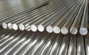 Grade 316 Stainless Steel Round Bar Large Quantity in Stock