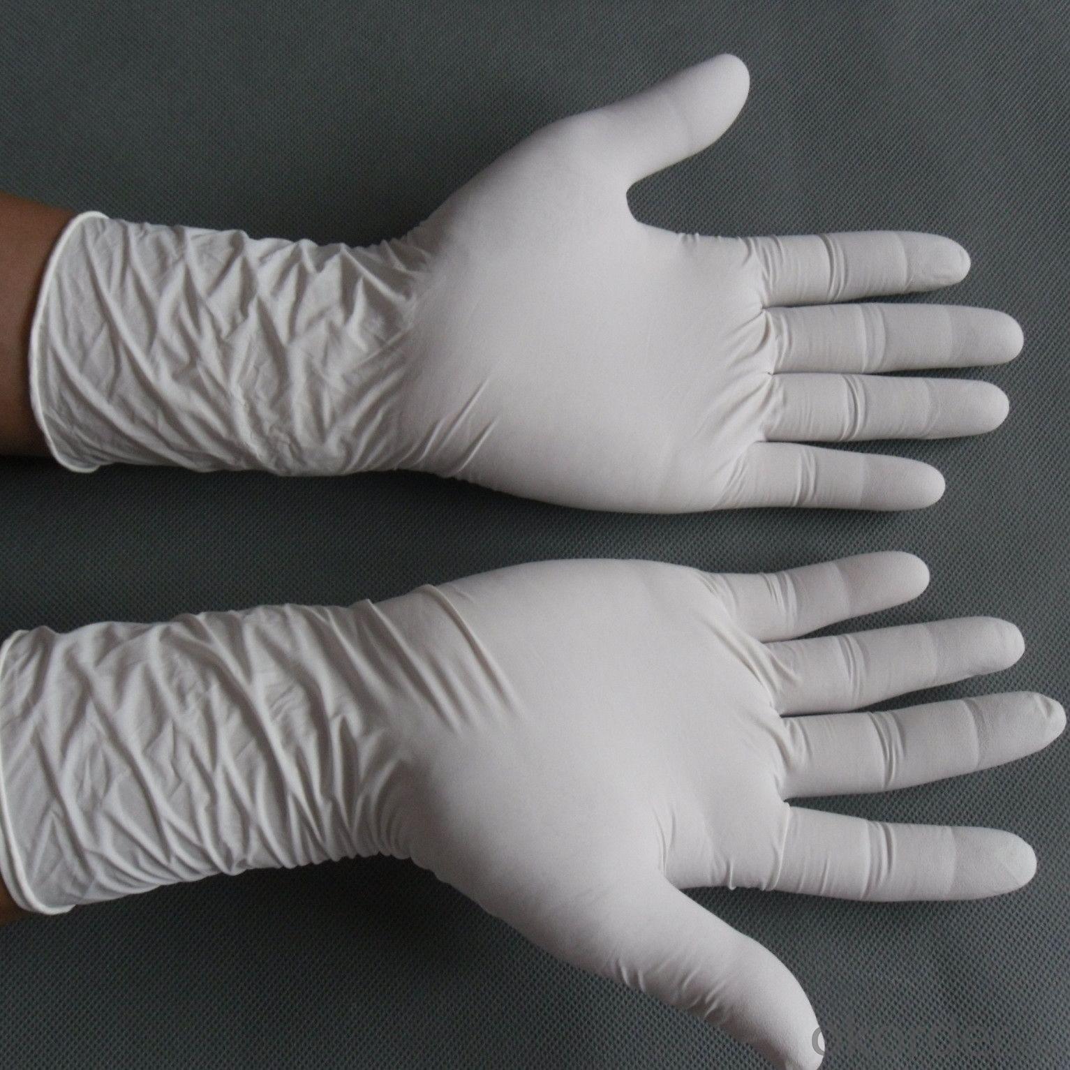 Medical Examination Latex Gloves, Powdered or Powder Free Made by MY MEDICAL