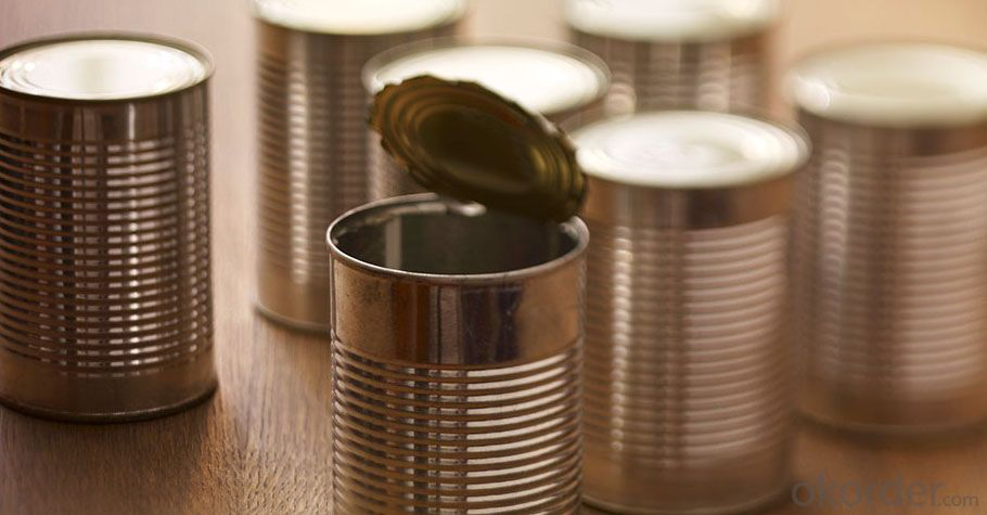 Sheets Coils Tinplate for Crown Caps Food Cans
