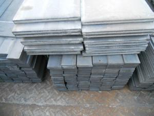 Steel Flat Bar Prime Low Carbon Metal Iron Flat by Slitted