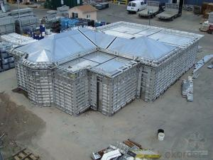 WHOLE ALUMINUM FORMWORK SYSTEM WITH REMARKABLE PERFORMANCE AND REPUTATION