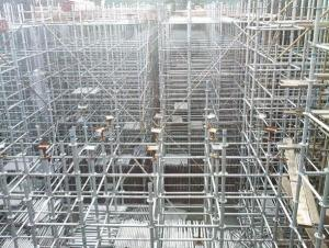 Frame Scaffolding Systems Formwork Bs Standard Scaffolding Tube With Low Price