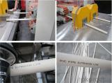 PVC Pipe Line Plastic Pipe Extrusion With CMAX