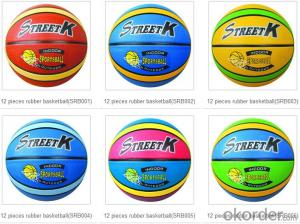 New arrival Durable PU Leather Customized basketball