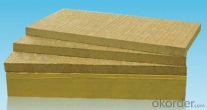 Exterior wall rock wool flame retardant fire-resistant insulation board