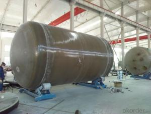 GFRP Oil Separator Tank  High Quality Corrugated GFRP Smooth Panel!
