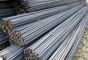Stainless deformed steel bar for construction