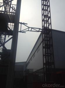 Conversion Construction Hoist / Construction Tower Hoist / Building Hoist