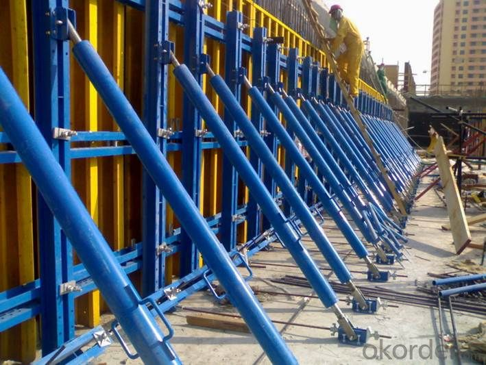 140 Steel Frame Formwork with Supporting Accessories