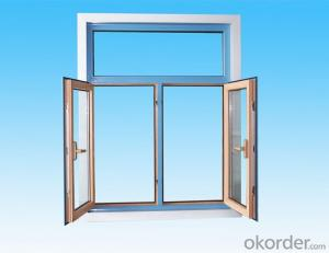 Aluminium Casement Window Double Glazed windows Factory
