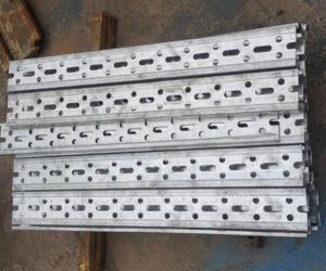 High Strength Steel Beam Formwork for Hotel Construction