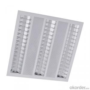 Surface Mounted LED t8 Recessed 36W LED Office Grille Lamp ,Louver Lighting with CE ROSH Listed
