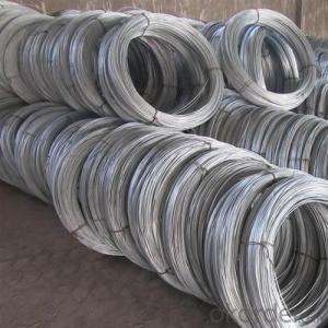 Customized Details High Zinc Low Carben Hot Dipped Galvanized Iron Wire