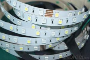 12V Waterproof IP65 Battery Powered Flexible Led Strip Light