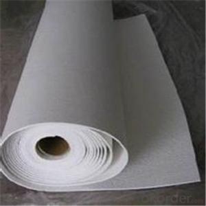 Bio-Soluble Fiber Paper, RCF Paper, Ceramic Fiber Paper