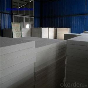Kiln Heat Insulation Fiber Ceramic Rigid Board with High Temperature