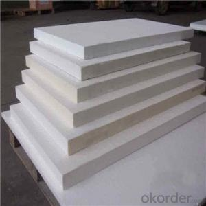 Heat Insulation Ceramic Fiber Board with Good Quality