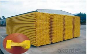 Timber Beam Formwork with High Efficiency