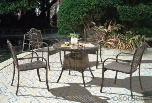 Aluminium Garden Sets Model CMAX-T018(C026)