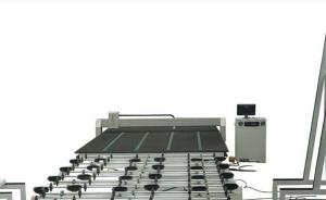 YR-6133 Full Automatic glass cutting machine