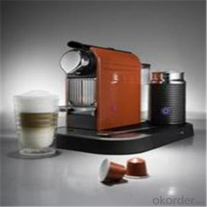 Coffee Machine GS/CE/SAA/CB Approval 230V/50Hz/1000W