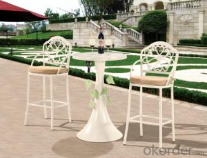 Aluminium Garden Sets Model CMAX-T039(C048)